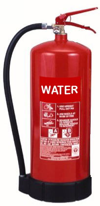 Chinese Portable Water Pressure Fire Extinguisher