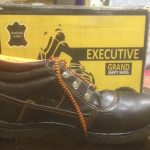Executive Safety Boots Right