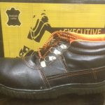 Executive Safety Foot Wear left