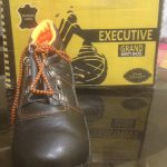 Executive Safety Shoes Front