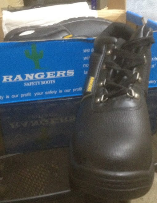 Rangers-safety-foot-wear-front
