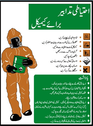 Precautions For Chemicals