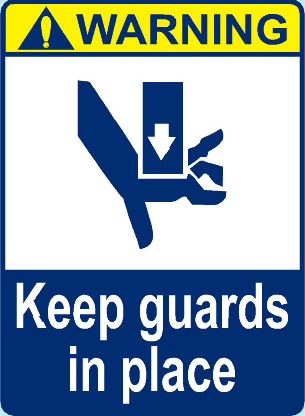 Keep Guards In Place