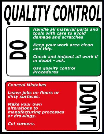 quality-control-do's-and-don'ts