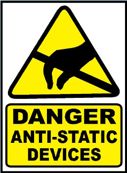 danger-anti-static-devices
