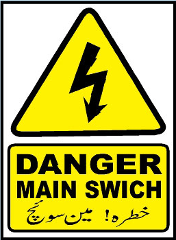danger-main-switch