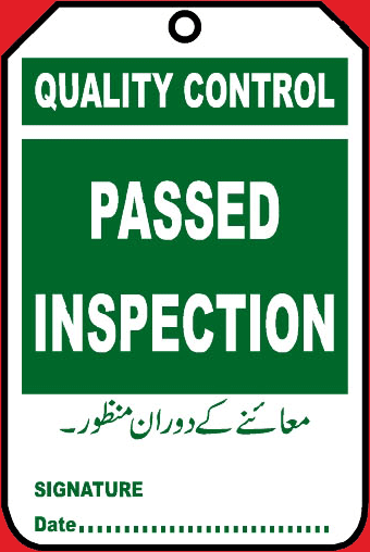 passed-inspection