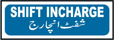 shift-incharge