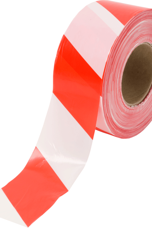 Red-and-white-Tape